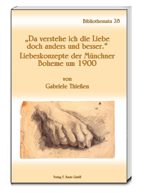 """Gabriele Thießen """"Da verstehe ich die Liebe doch anders und besser."""""""
