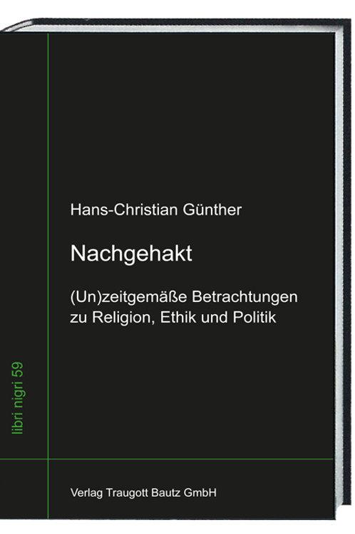 Hans-Christian Günther - Nachgehakt