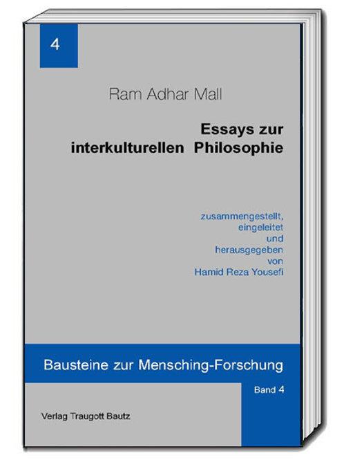 Essays zur interkulturellen Philosophie