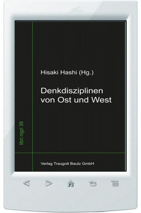 E-Book Hisaki Hashi,  Denkdisziplinen von Ost und West