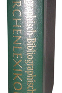 Biographisch-Bibliographisches Kirchenlexikon 20