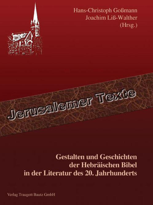 Gestalten und Geschichten der Hebräischen Bibel