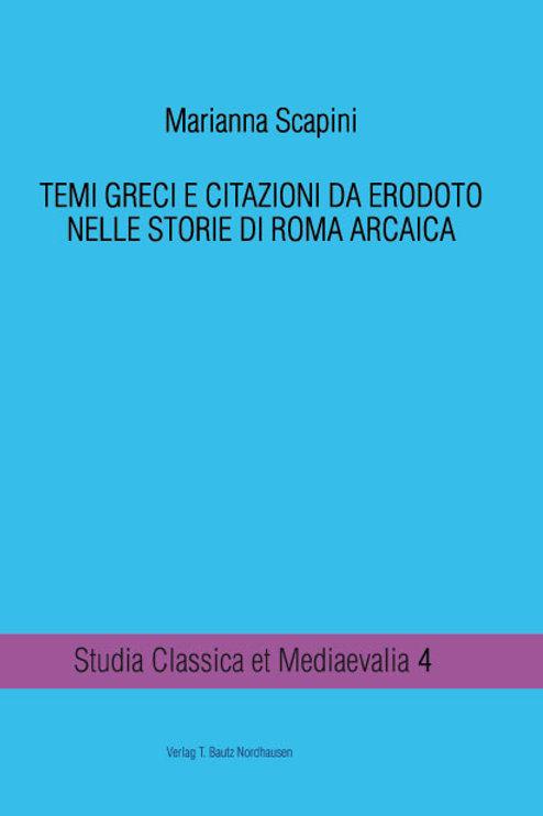 Marianna Scapini - TEMI GRECI E CITAZIONI DA ERODOTO