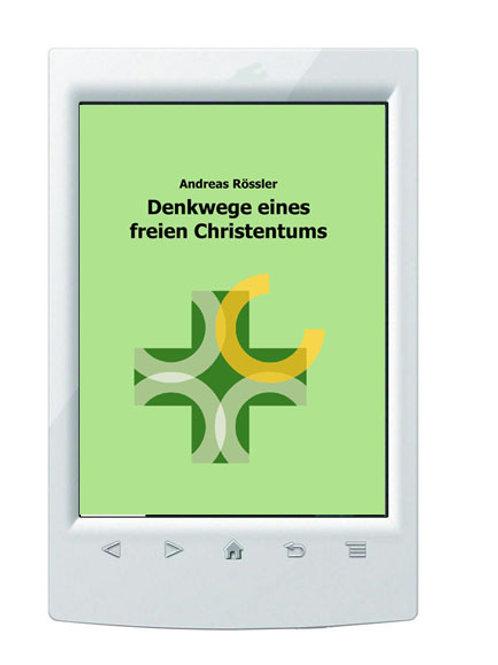 E-Book R. u. W. Zager - Andreas Rößler Denkwege eines freien Christentums
