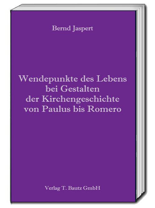 Bernd Jaspert - Wendepunkte des Lebens...