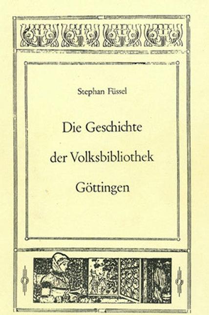 Die Geschichte der Volksbibliothek Göttingen