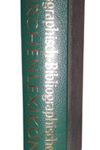Biographisch-Bibliographisches Kirchenlexikon 27
