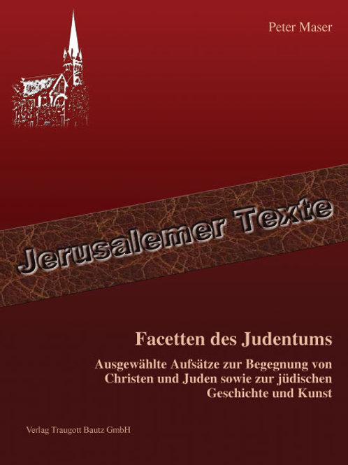 Peter Maser - Facetten des Judentums