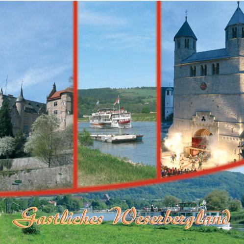 Gastliches Weserbergland