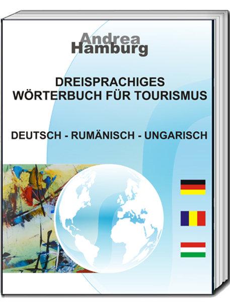 Andrea Hamburg - Dreisprachiges Wörterbuch für Tourismus