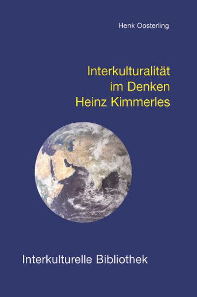Interkulturalität im Denken Heinz Kimmerles