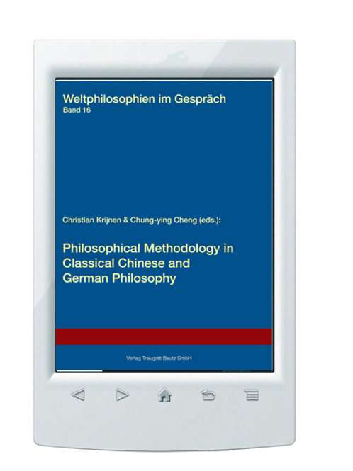 E-Book / Philosophical Methodology in Classical Chinese and German Philosophy