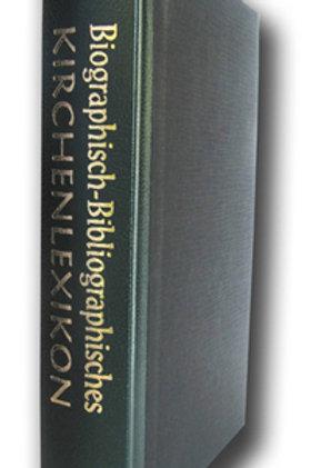 Biographisch-Bibliographisches Kirchenlexikon Band 35