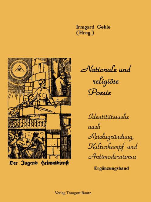 Nationale und religiöse Poesie - Ergänzungsband