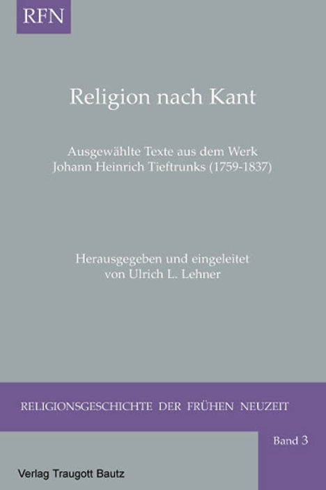 Religion nach Kant