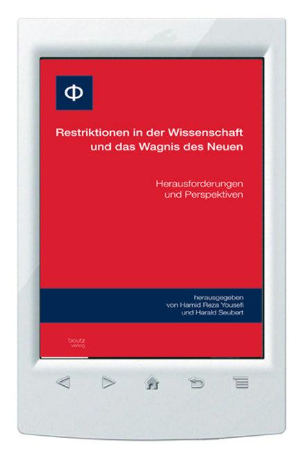 E-Book/Hamid R. Yousefi und Harald Seubert Hrsg.-Restriktion in der Wissenschaft