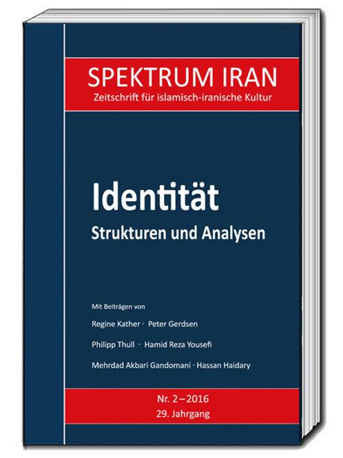 Identität - Strukturen und Analysen