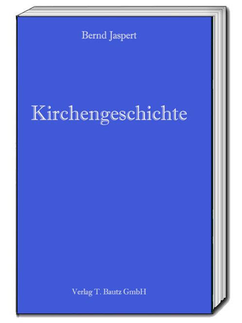 Bernd Jaspert - Kirchengeschichte