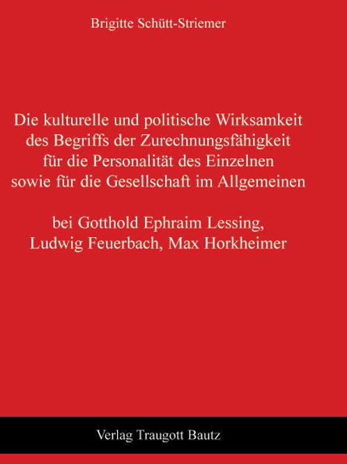 Die kulturelle und politische Wirksamkeit