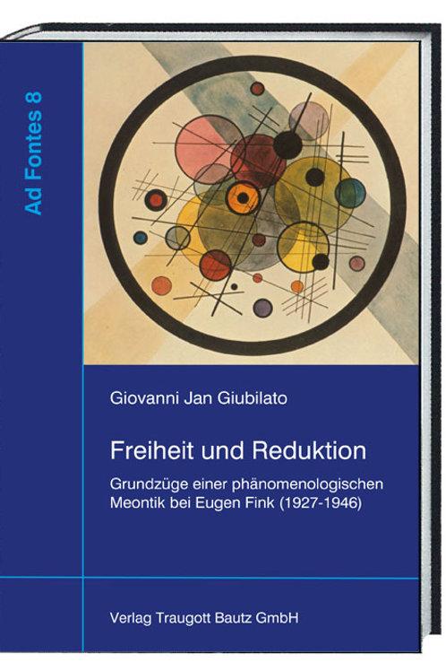 Giovanni Jan Giubilato - Freiheit und Reduktion