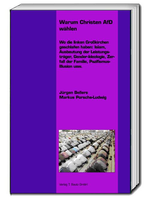 Jürgen Bellers, Markus Porsche-Ludwig - Warum Christen AfD wählen