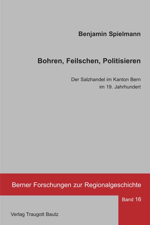 Benjamin Spielmann Bohren, Feilschen, Politisieren