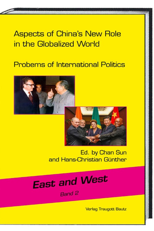 Chan Sun and Hans-Christian Günther (Ed.) Aspects of China's ...
