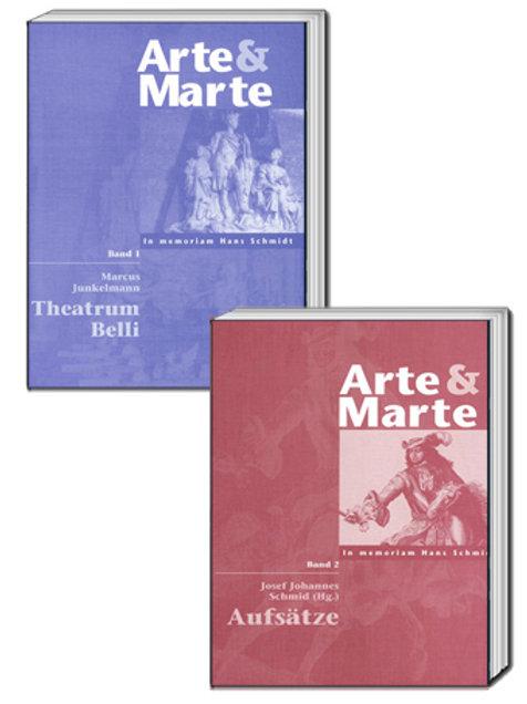 Arte & Marte Band 1 und 2