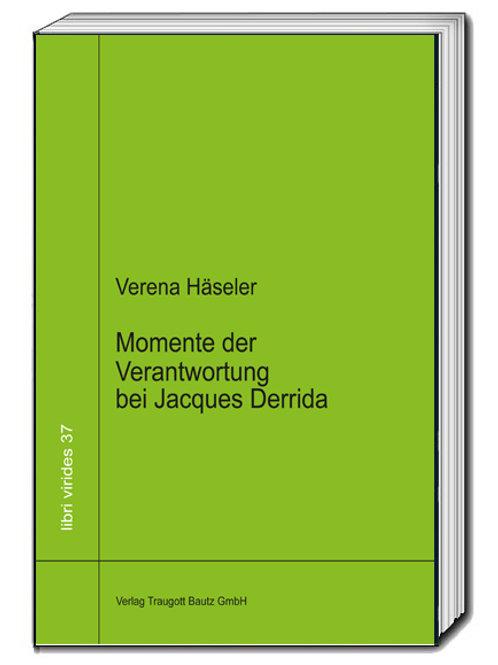 Verena Häseler - Momente der Verantwortung