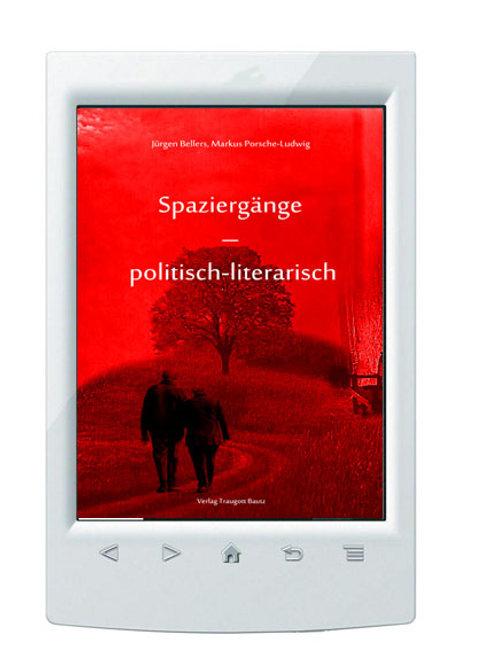 E-Book/ Jürgen Bellers, Markus Porsche-Ludwig - Spaziergänge