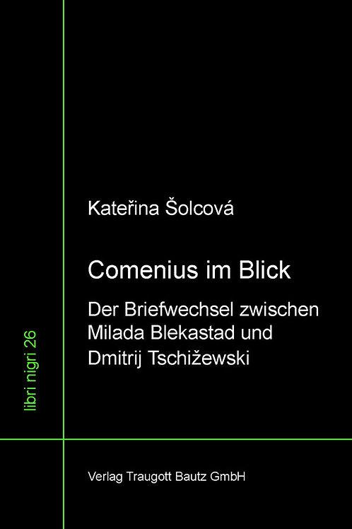 Kateřina Šolcová - Comenius im Blick