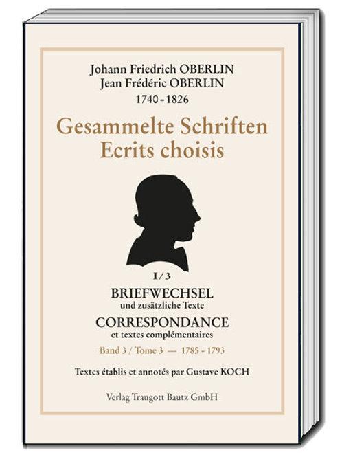 Johann Friedrich Oberlin 1740-1826
