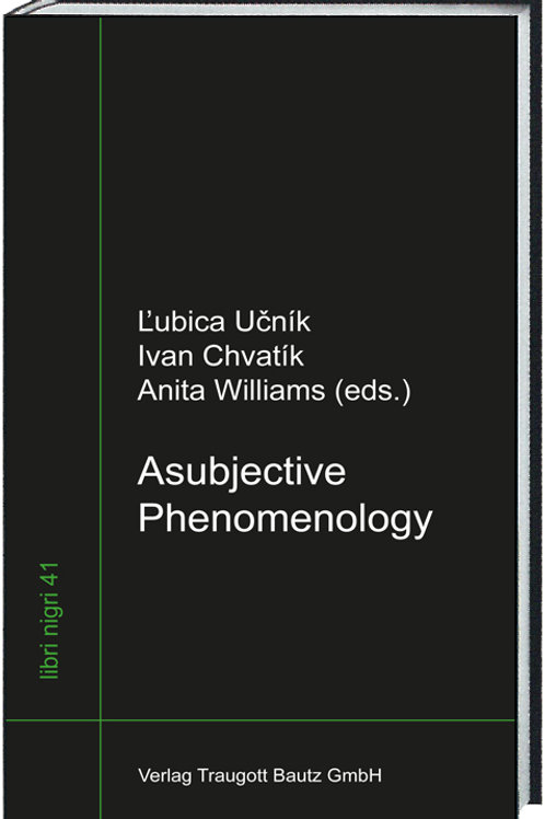 Asubjective Phenomenology