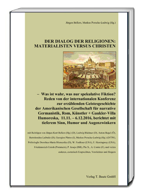 Jürgen Bellers, Markus Porsche-Ludwig (Hg.) Der Dialog der Religionen
