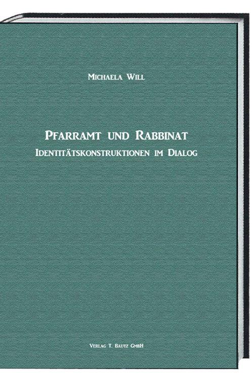 Michaela Will - Pfarramt und Rabbinat