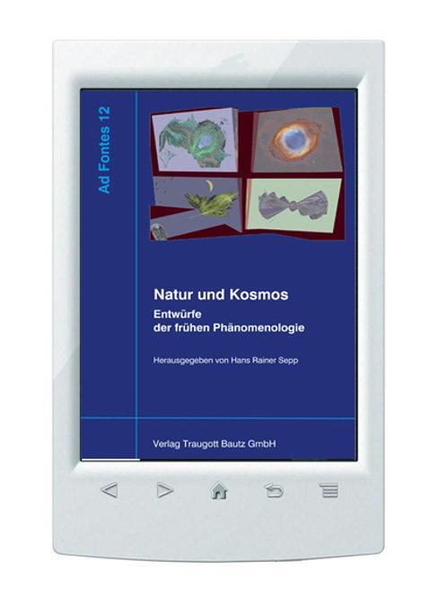 E-Book / Hans Rainer Sepp Hrsg.- Natur und Kosmos