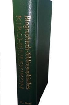 Biographisch-Bibliographisches Kirchenlexikon  40