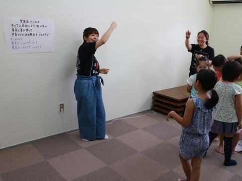 子どもサマーフェスティバル☆2019
