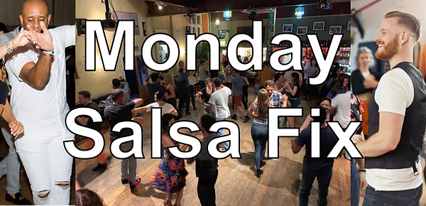 Monday Night Salsa Classes in Central Bristol, with 4 thriving classes ranging from beginner to intermidate.    We regularly have over 80 people on any Monday.    Lead by your teachers Eddie Hunt and Charlie Webb