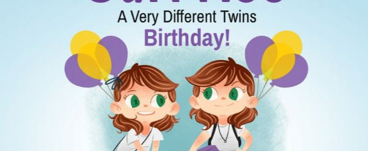 Mac & Madi's Surprise: A Very Different Twins Birthday!