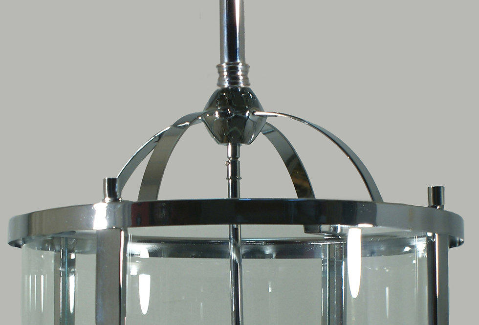 02 VERMONT CHROME Lantern