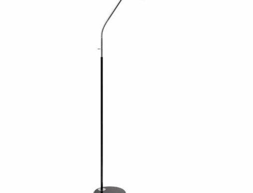 01 SARA Floor Lamp - BLACK