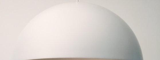 02 BORAL White Pendant