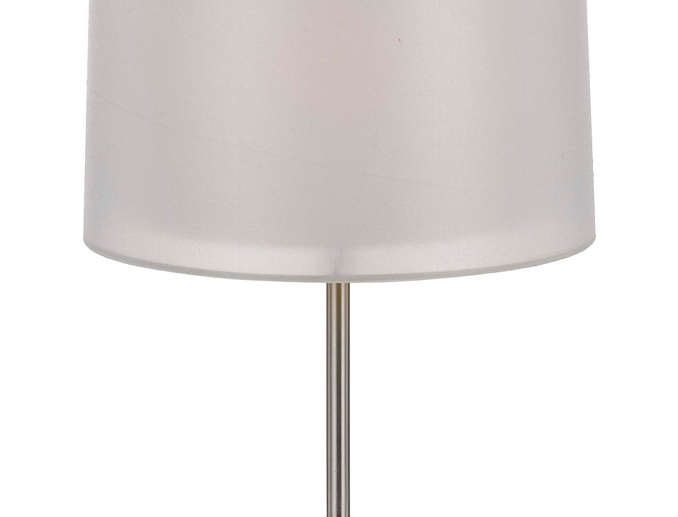23 VALE  Table Lamp - WHITE