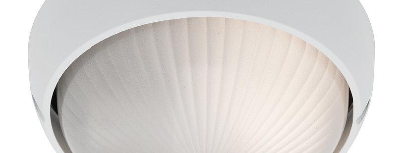 14 COOGEE SML ROUND - White