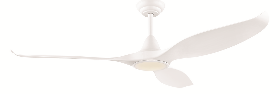 "61 Noosa 52"" - 202971 White with CCT  light"