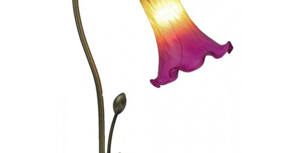 96 LILY LAMP 1 BRANCH - series