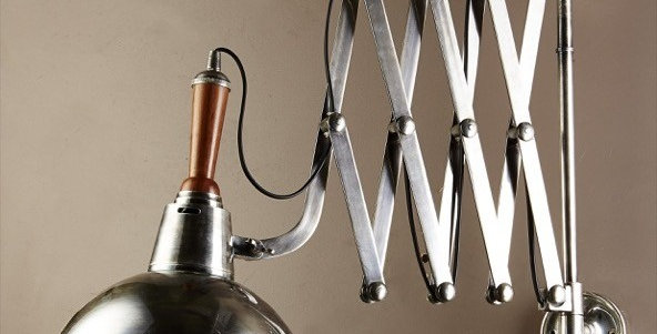 44 Rosendal Scissor light