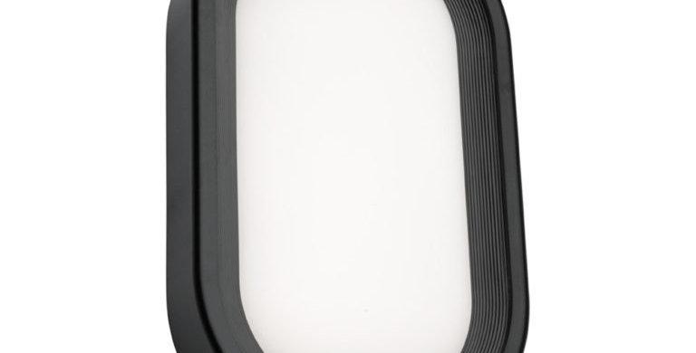01 ARENA Oval 18w - Black