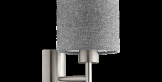 61 PASTERI 96373 Wall Lamp - Grey